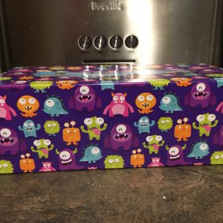 3-Ply White Tissues - Box [Monsters]