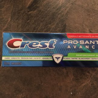 Toothpaste [Crest Pro-Health Advanced]