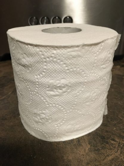 Bathroom Tissue - Roll [2-Ply]
